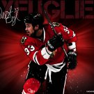 Dustin Byfuglien Blackhawks NHL 32x24 Print Poster