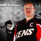 Daniel Alfredson Ottawa Senators NHL 32x24 Print Poster