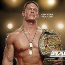 John Cena Champ Wrestling WWE 32x24 Print Poster