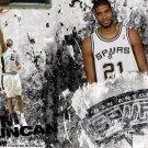 Tim Duncan San Antonio Spurs NBA 32x24 Print Poster