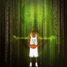 Rajon Rondo Boston Celtics NBA 32x24 Print Poster