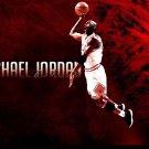 Michael Jordan Chicago Bulls NBA 32x24 Print Poster