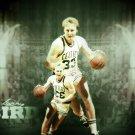 Larry Bird Boston Celtics Legend NBA 32x24 Print Poster