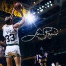 Larry Bird Sign Boston Celtics NBA 32x24 Print Poster