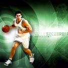 Wally Szczerbiak Boston Celtics NBA 32x24 Print Poster