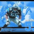 Dan Morgan Carolina Panthers NFL 32x24 Print Poster