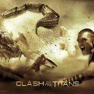Clash Titans Perseus Movie 2010 Art 32x24 Print Poster