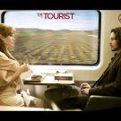 Tourist Jolie Depp Movie 2010 Art 32x24 Print Poster
