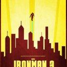 Iron Man Marvel Movie Comics Fantasy Downey Jr 32x24 Print POSTER