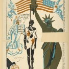 The United States Of America Statue Of Liberty 32x24 Print POSTER