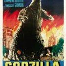 Godzilla Raymond Burr Movie 32x24 Print POSTER