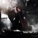 Man Of Steel Movie DC Comics Henry Cavill 32x24 Print POSTER