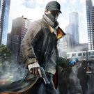 Watch Dogs Game Action Adventure Aiden Pearce 32x24 Print POSTER