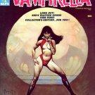 Vampirella Comics Forrest J Ackerman 32x24 Print POSTER