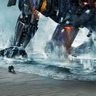 Pacific Rim Movie Fantasy Thriller Charlie Hunnam 32x24 Print POSTER