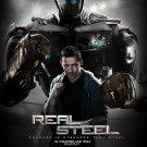 Real Steel Hugh Jackman Movie 32x24 Print POSTER