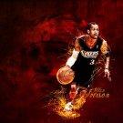 Allen Iverson Basketball Sport USA Detroit Pistons 32x24 Print POSTER