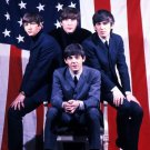Rock N Roll Beatles Harrison McCartney 32x24 Print POSTER