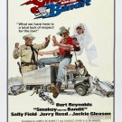 Smokey And The Bandit Movie Vintage Classic 32x24 Print Poster