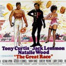 The Great Race Retro Movie Vintage 32x24 Print Poster
