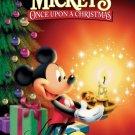 Mickey Mouse Christmas Retro Movie Vintage 32x24 Print Poster