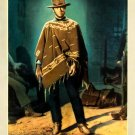 For A Few Dollars More Clint Eastwood Movie 32x24 Print Poster