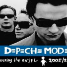 Depeche Mode Playing The Angel Rock Band 32x24 Print Poster