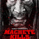 Machete Kills Danny Trejo Movie 2013 32x24 Print Poster