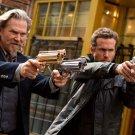 R I P D Jeff Bridges Ryan Reynolds Movie 32x24 Print Poster