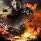 Olympus Has Fallen Gerard Butler Movie 2013 32x24 Print Poster