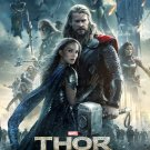 Thor The Dark World Movie 2013 32x24 Print Poster