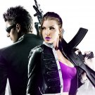 Saints Row IV Video Game 32x24 Print Poster