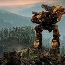 MechWarrior Online Catapult Video Game 32x24 Print Poster