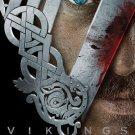 Vikings 2013 TV Series 32x24 Print Poster