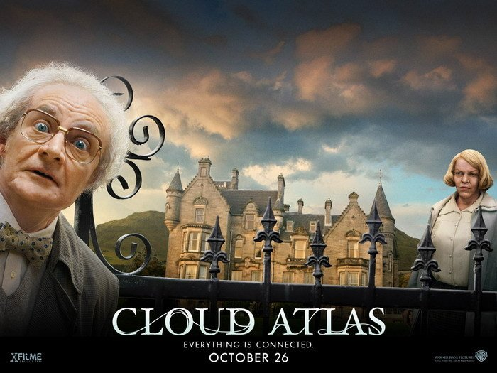 Cloud Atlas 2012 Movie 32x24 Print Poster