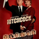 Hitchcock 2012 Movie 32x24 Print Poster