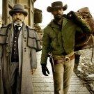 Django Unchained Christoph Waltz Jamie Foxx 32x24 Print Poster