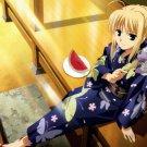 Fate Stay Anime Manga Art 32x24 Print Poster