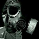 Gas Mask Quarantine Post Apocalyptic 32x24 Print Poster