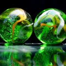 Marbles Abstract Balls 32x24 Print Poster