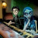 Corpse Bride Animation Tim Burton Movie 32x24 Print Poster