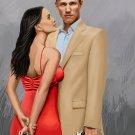Burn Notice TV Show Art 32x24 Print Poster
