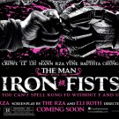 The Man With Iron Fists Movie 32x24 Print Poster