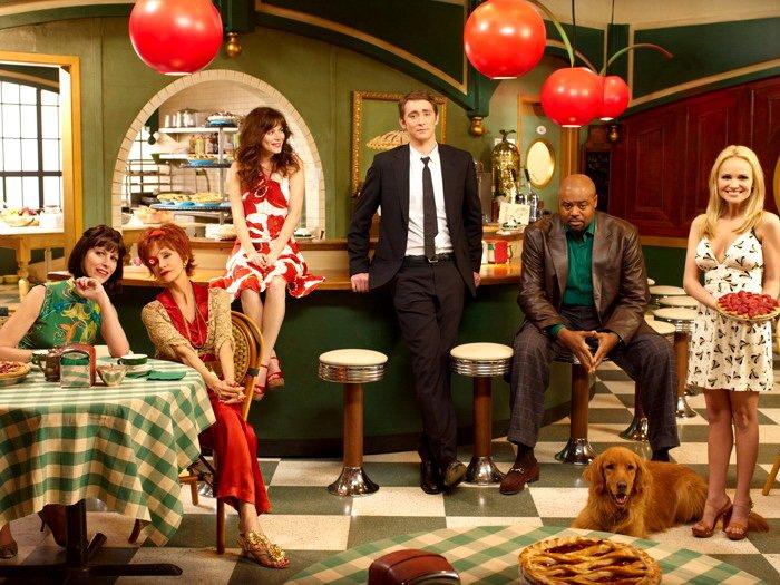 Pushing Daisies TV Series 32x24 Print Poster