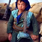 Afghanistan Boy National Geographic Photo 32x24 Print Poster