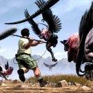 Dinosaurs Raptors Feathers Funny Art 32x24 Print Poster