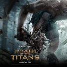 Wrath Of The Titans Cyclops Movie 32x24 Print Poster