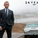 James Bond Skyfall Daniel Craig Movie 32x24 Print Poster