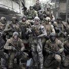 Metal Gear Solid 4 Guns Of The Patriots 32x24 Print Poster