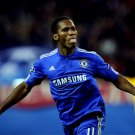 Didier Drogba Chelsea Football Soccer 32x24 Print Poster